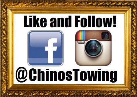 Instagram -Chinos Towing