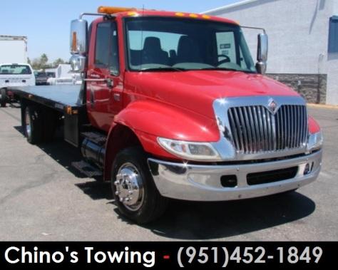 San Bernardino Towing Service