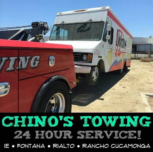 24 Hour Towing San Bernardino