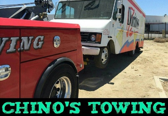 24 Hour Towing San Bernardino